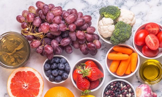 6 храни, богати на антиоксиданти