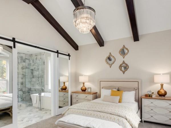 Спалнята е място, в което не просто спите, а получавате