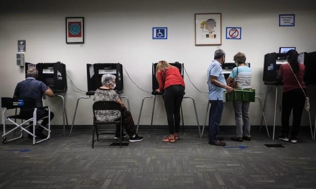 Вотът в САЩ: Над 50 млн. гласуваха предварително