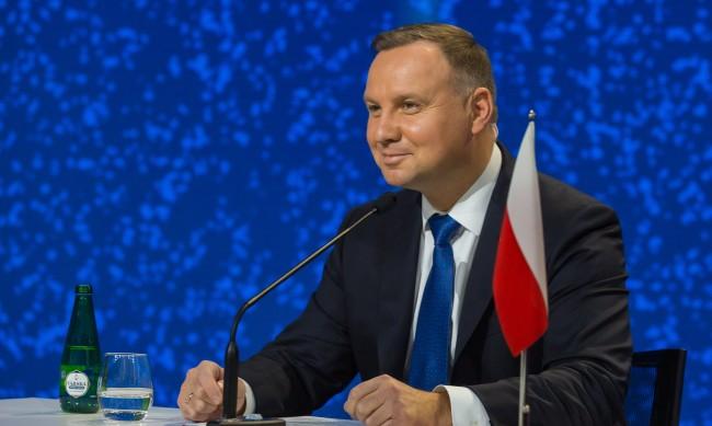 Полският президент Дуда е заразен с коронавирус