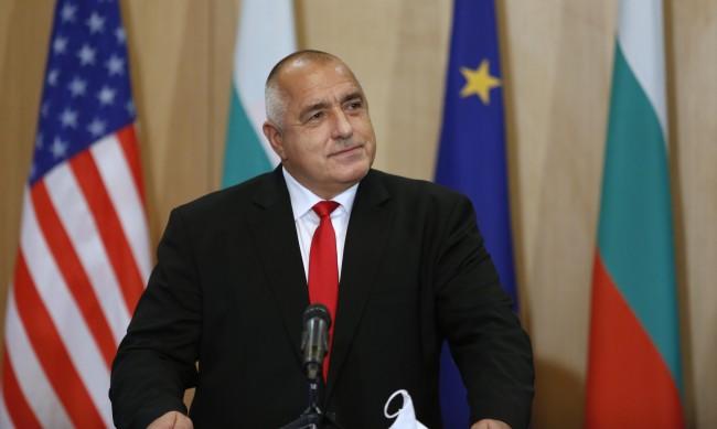 Премиерът Бойко Борисов вече не е под карантина