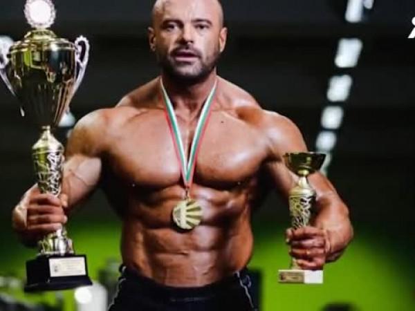 Георги Георгиев от Благоевград стана абсолютен шампион на България по