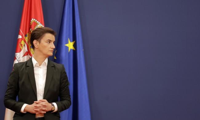 Бърнабич обяви министрите в новото сръбско правителство