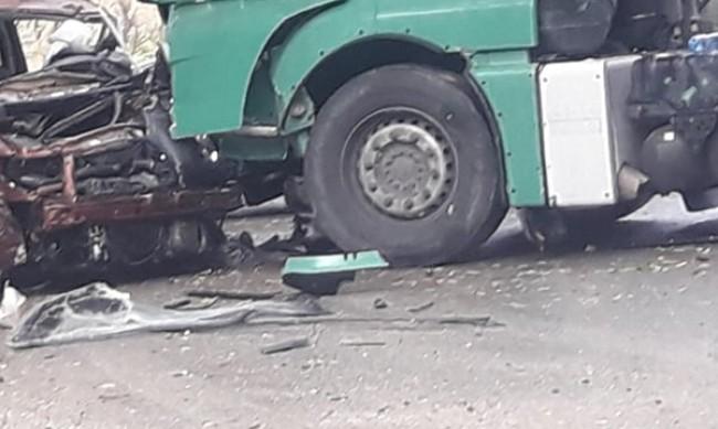 37-годишен загина при катастрофа в Благоевградско