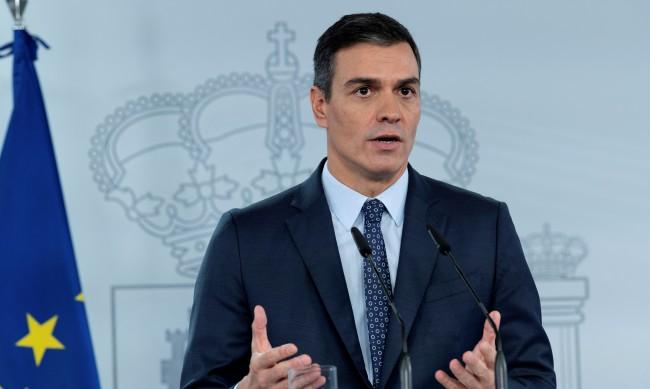 Обявиха извънредно положение в Испания заради COVID-19