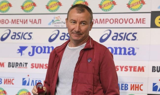 След равния с Арда: ЦСКА освобождава Стамен Белчев?