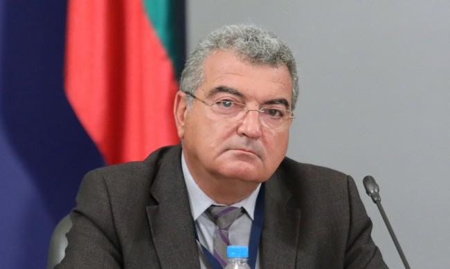 Данчо Пенчев подаде оставка като директор на РЗИ-София