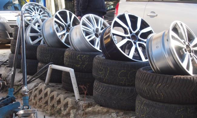 Какви грешки правим при сезонната смяна на гуми?