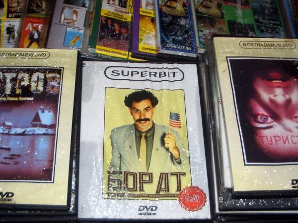 """Когато първият филм """"Борат"""" излиза по кината, хората в Казахстан"""