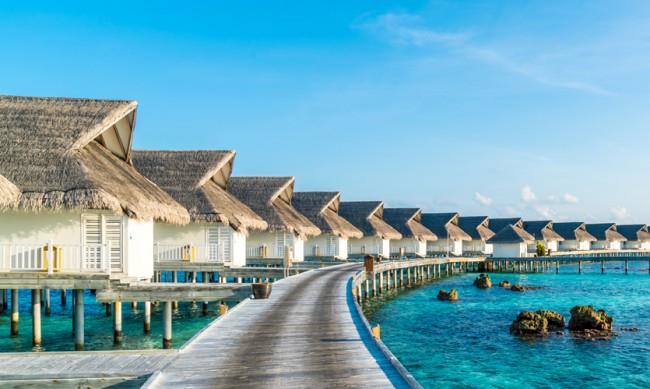 Посрещнете 2021г. в безопасност на Малдивите