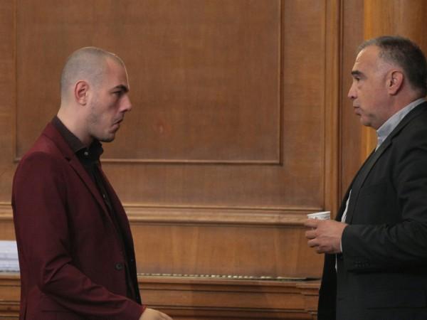 Параолимпиецът Михаил Христов вече е независим депутат. Решението му обяви