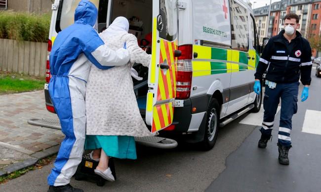 Над 11 000 станаха жертви на COVID-19 в Белгия