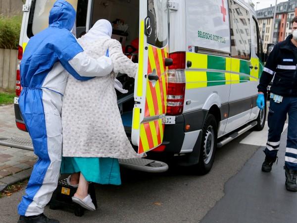 Броят на починалите от COVID-19 в Белгия достигна 11 038,