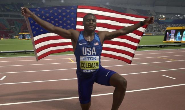Наказаха за 2 години най-бързият мъж на планетата