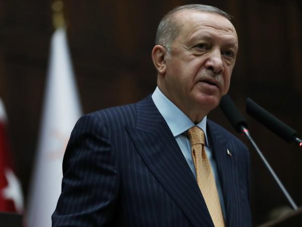 Президентът на Турция Реджеп Ердоган заяви, че враждебността към исляма