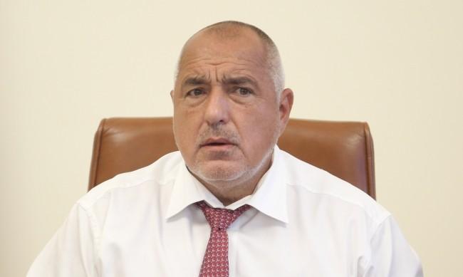 Борисов критикува: Карантината с изключение само за Радев!