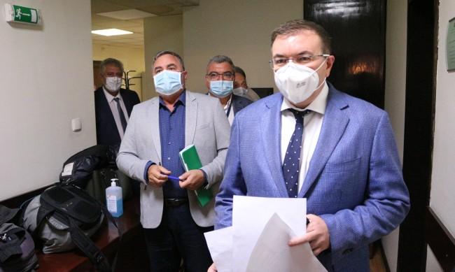Д-р Илонка Маева поема РЗИ след оставката на д-р Данчо Пенчев