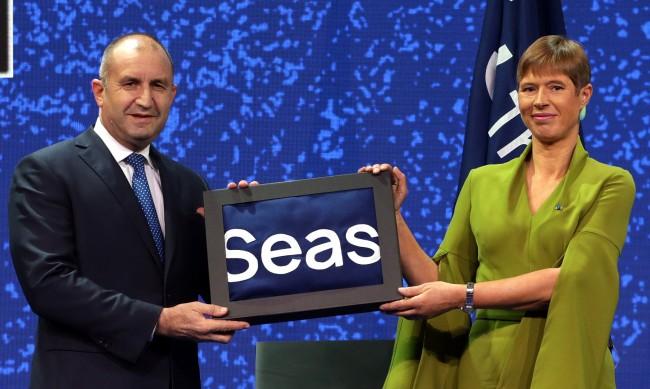 """САЩ подкрепи домакинството на """"Три морета"""" в България"""