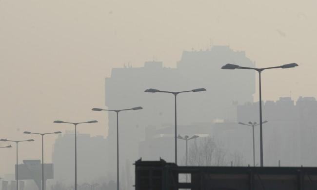 Най-големият замърсител на въздуха в София - прахта от почвата