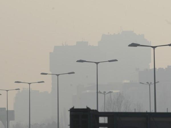 Най-големият замърсител на въздуха в София е прахът от почвата.
