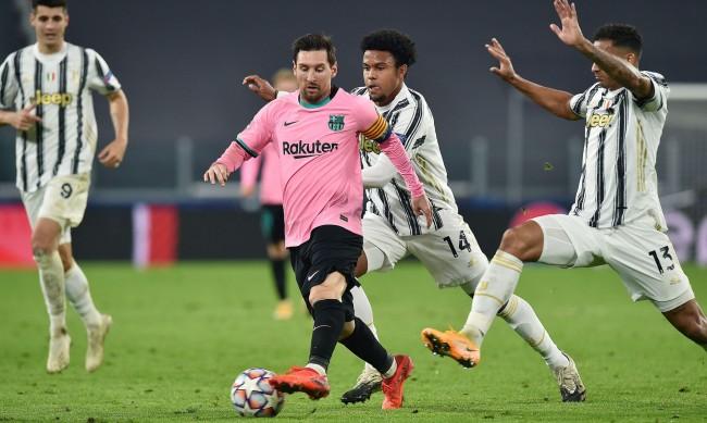Барса пропусна да разгроми Юве, Ман Юнайтед разби Лайпциг