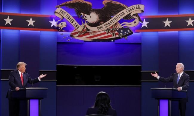 Тръмп и Байдън и позициите им във външната политика