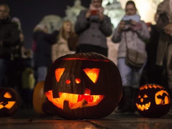 Няма по-класически образ за Хелоуин от този на блестяща издълбана