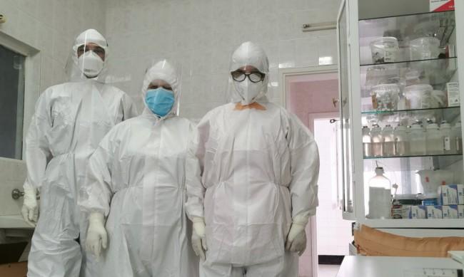 Пернишката болница преобразува още едно отделение в COVID зона
