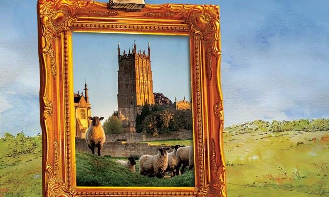 """Бил Брайсън събира """"Вечните образи на Англия"""""""