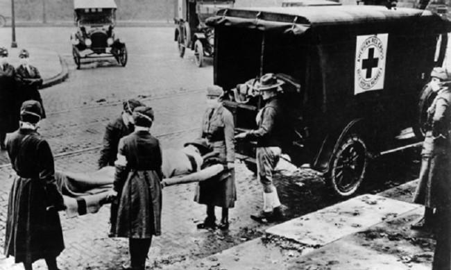 Какво може да научим от смъртоносната втора вълна на Испанския грип през 1918 г.?