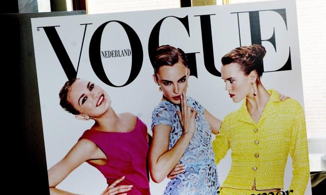 Кориците на Vogue през годините: Кои модели имат най-много?
