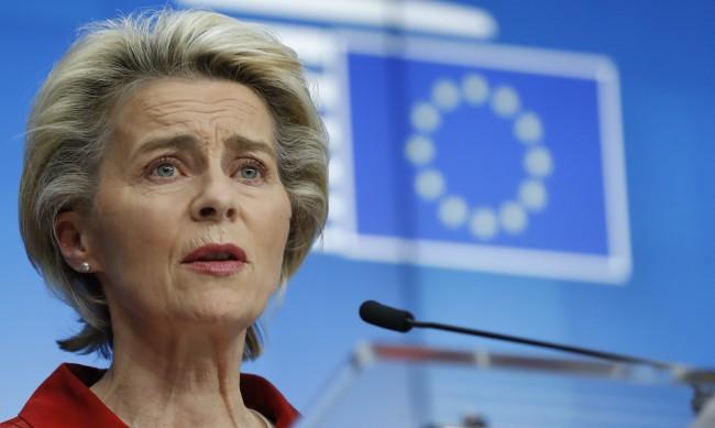 Фон дер Лайен: Всички страни в ЕС ще получат ваксина по едно и също време