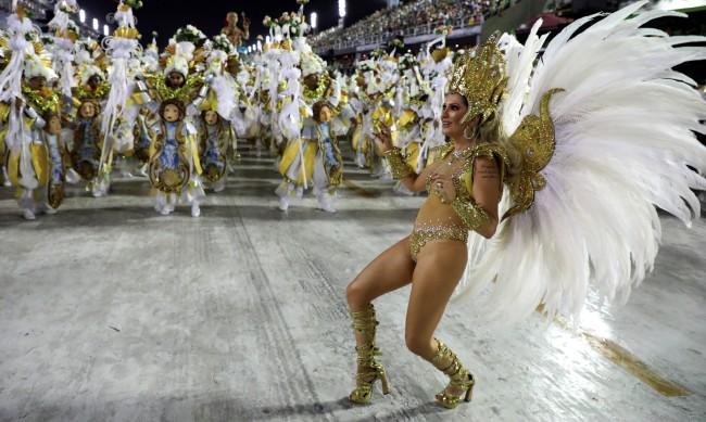 Отменят карнавала в Рио де Жанейро заради пандемията