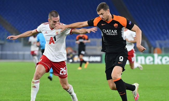 Медии в Италия: ЦСКА спря грозната Рома