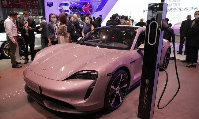 За първи път: Продажбите на ел. автомобили в ЕС повече от дизелите