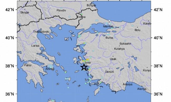 Силният трус в Турция - в много сеизмичен район, усетен в цяла България