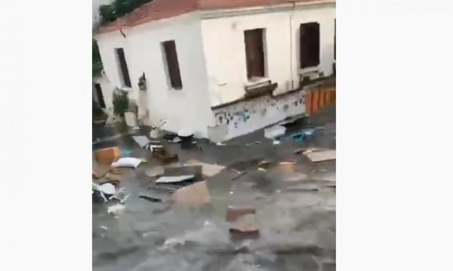 Паника след земетресението в Измир, чакат цунами