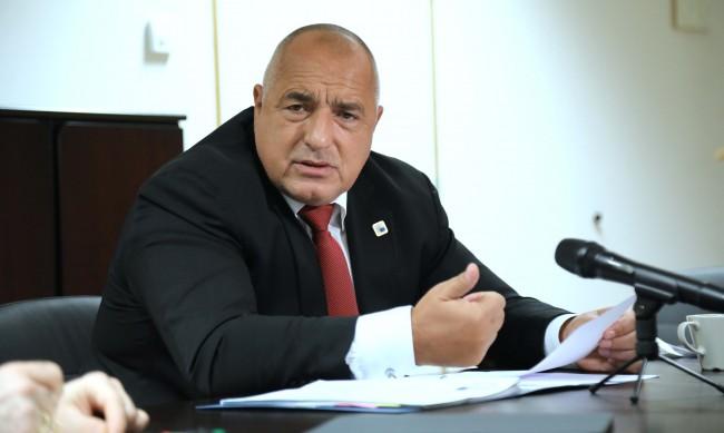 Борисов: България е готова да окаже помощ на Турция и Гърция