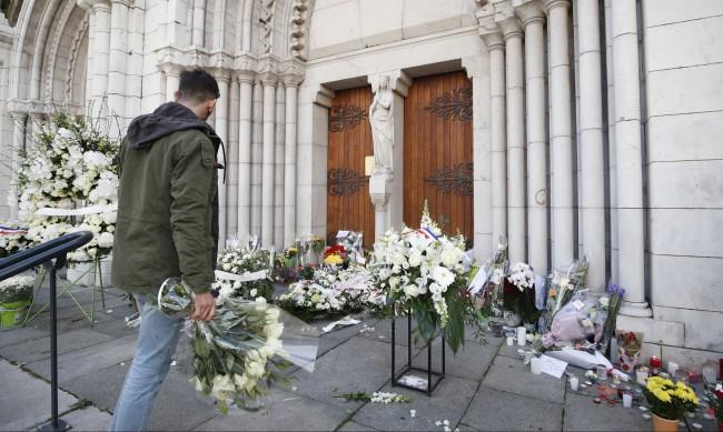 Арестуваха трети заподозрян за атаката в Ница