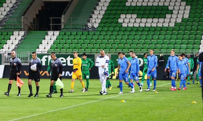 Пестелив Лудогорец победи Левски с 1:0