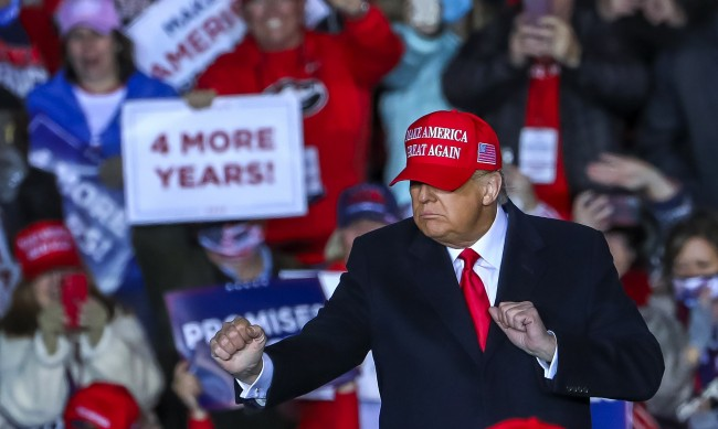 Какво ще прави Доналд Тръмп, ако изгуби изборите от Джо Байдън?