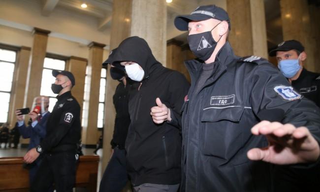 Обвиненият за убийството на Милен Цветков остава в ареста