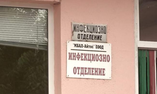 20% от болничните легла в Бургас ще са за пациенти с COVID-19
