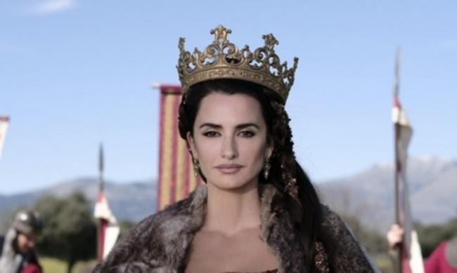 """Пенелопе Крус като """"Кралицата на Испания"""""""