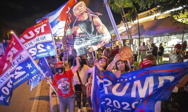Тръмп предрече голяма победа: Водим с голяма преднина