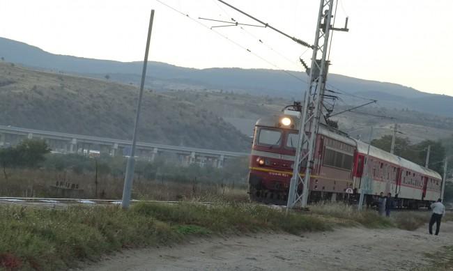33-годишен мъж е бил прегазен от влак в Перник