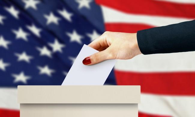 Изборите в САЩ: Кои звезди гласуваха за първи път?