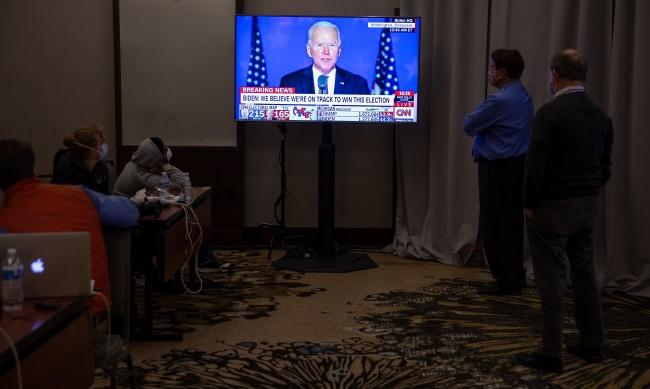 """Байдън все по-близо до Белия дом, Тръмп: Преднината ми """"магически"""" изчезна"""