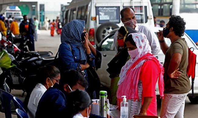 Над 50 000 заразени в Индия за ден