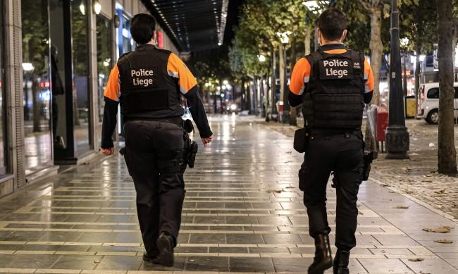 Арестуваха непълнолетни за готвен атентат в Белгия